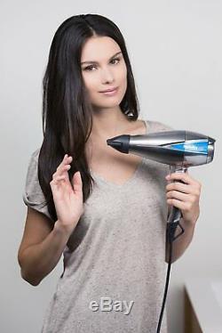 BaByliss Pro Digital Ionic Professional Hair Dryer Digital Motor Ultra Fast NEW