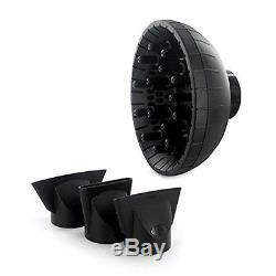 BaBylissPRO Nano Titanium Portofino Full-Size Dryer Black 2000 Watts #BABNT6610N