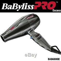 Babyliss PRO EXCESS 2600W Fön BAB6800IE Haartrockner