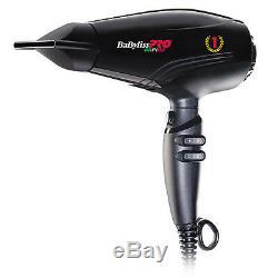 Babyliss pro Rapido Ultra Light Ionen Fan Hair Dryer Hair Dryer 2200 W BAB7000IE