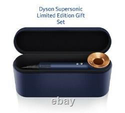 Brand New Dyson Supersonic Hair Dryer Limited Edition Gift Set Prussian Blue
