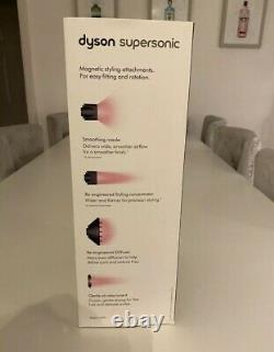 Brand New Dyson Supersonic Hairdryer HD03 2021 Packaging Open Box