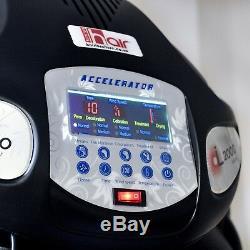 Climazone, Fully Digital Colour Processor, Ozone Function, Fan Speed Control