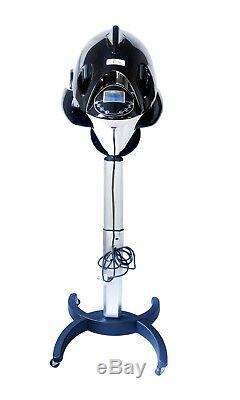Climazone, Fully digital, Ready-Set Functions, Individual Fan Cont, Hydraulic pole