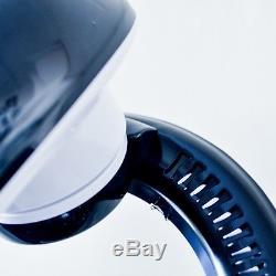 Climazone Rollerball Disk, Digital, Colour Processer, FreeStand, Black, Sturdy