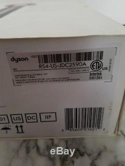 DYSON SUPERSONIC HAIR DRYER (Iron/Fuchsia) PLUS 3 Attachments/Mat