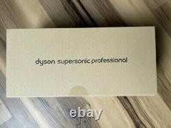 DYSON SUPERSONIC PROFESSIONAL HAIR DRYER NEW Professional Box (NICKEL/SILVER)