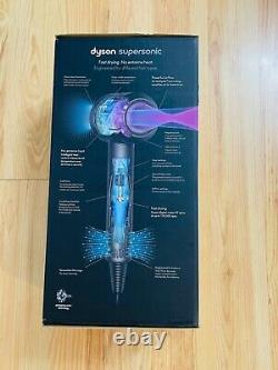 DYSON Supersonic Gift Edition Hair Dryer & Travel Bag Copper & Silver