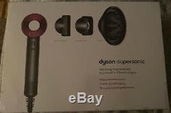 DYSON Supersonic Hair Dryer Fuchsia New in Sealed Box