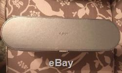 DYSON Supersonic Hair Dryer withPlatinum Case & 3 Attachments Incl. Diffuser MINT
