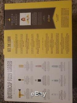 Drybar 10pc BUTTERCUP FULLY LOADED Blow Dryer Gift Set with Minibar New in Box