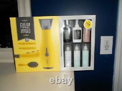 Drybar BUTTERCUP Fully Loaded Blow Dryer Set + Mini Bar Essentials NEW