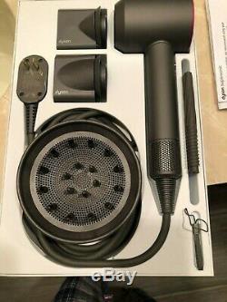 Dyson 306002-01 1200W Supersonic Hair Dryer Fuchsia / Iron FREE SHIP