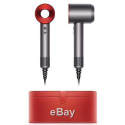 Dyson 312252-01 Supersonic Hair Dryer + Special Edition Case Iron Red4