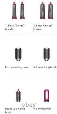 Dyson Airwrap Supersonic Hair Dryer Curler Styler Blower New