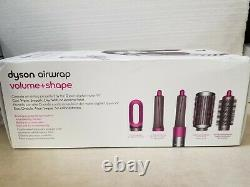 Dyson Airwrap Volume + Shape Brand New