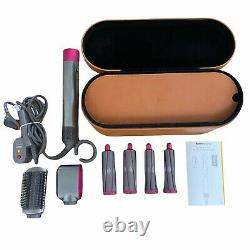 Dyson Airwrap Volume Shape Styler with Attachments And Storage Case