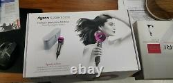 Dyson HD01 Supersonic Hair Dryer Fuchsia