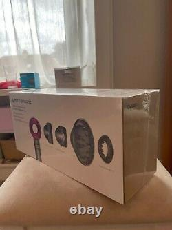Dyson HD03 Supersonic Hair Dryer Graphite/Orchid. Brand new, never opened