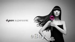 Dyson Hair Dryer Supersonic Iron HD01IIF From Japan New F/S