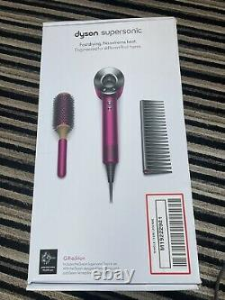 Dyson Hairdryer Supersonic