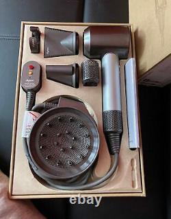Dyson Professional Stylist Edition Hair Dryer Nickel / Silver (SEALED IN BOX)