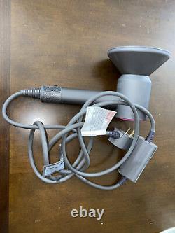 Dyson Supersonic 3466 Hair Dryer Iron/Fuchsia