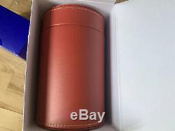 Dyson Supersonic Blue Gold Leaf Hairdryer £495 Rare Brand New Boxed