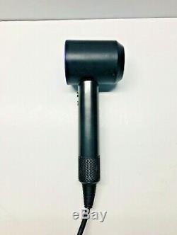Dyson Supersonic Digital Motor Heat Hair Dryer Only, Black/Purple