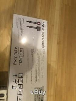 Dyson Supersonic Fuchsia Hair Dryer Hd01