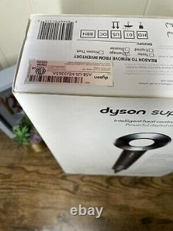 Dyson Supersonic Hair Dryer Black Sealed