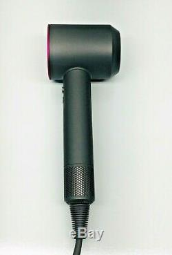 Dyson Supersonic Hair Dryer Diffuser and Smoothing Nozzle, Fuchsia