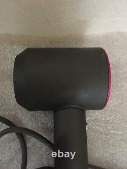 Dyson Supersonic Hair Dryer Fischia/Grey -HD01 (Without Attachments)
