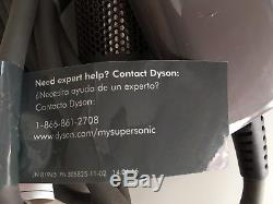 Dyson Supersonic Hair Dryer Fuchsia/Iron