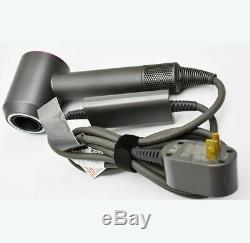 Dyson Supersonic Hair Dryer Fuchsia/Iron-used