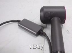 Dyson Supersonic Hair Dryer Fuchsia/Iron used