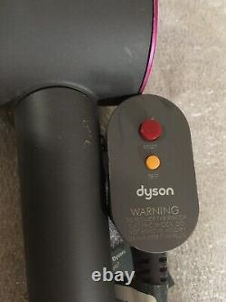 Dyson Supersonic Hair Dryer Fuschia/Grey HD01 (Without Attachments)