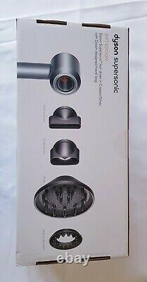 Dyson Supersonic Hair Dryer Gift Edition Copper/Silver With Travel Bag Sealed