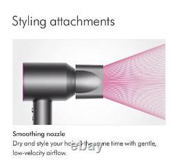 Dyson Supersonic Hair Dryer Iron Fuchsia