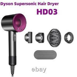 Dyson Supersonic Hair Dryer Iron/Fuchsia/Pink