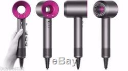 Dyson Supersonic Hair Dryer, Iron & Fuchsia new