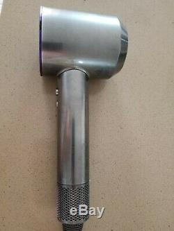 Dyson Supersonic Hair Dryer Iron/Purple (READ DESCRIPTION)