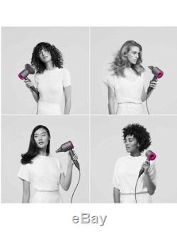 Dyson Supersonic Hair Dryer Iron/White New Sealed