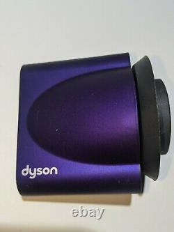 Dyson Supersonic Hair Dryer LMT ED Black/Purple HD01 Withattachments FREE SHIPPING