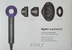 Dyson Supersonic Hair Dryer Nickel & Purple