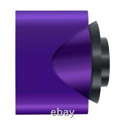 Dyson Supersonic Hair Dryer Nickel/Purple