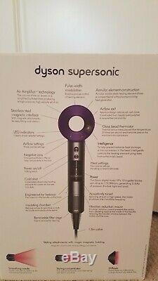 Dyson Supersonic Hair Dryer Purple
