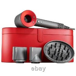 Dyson Supersonic Hair Dryer Red Special Edition