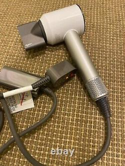 Dyson Supersonic Hair Dryer White Never Used