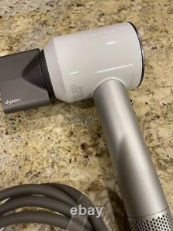 Dyson Supersonic Hair Dryer White/Silver new witho box